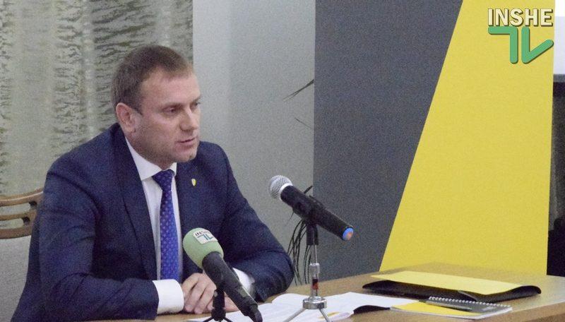 Директор Одесского ТУ НАБУ впервые приехал в Николаев: рассказать об успехах и собрать жалобы на коррупционеров