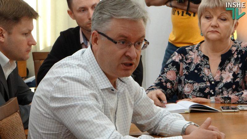 Директор «Николаевводоканала» убежден, что херсонская полиция предвзято ведет дело о краже 130 плит