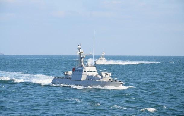 В Азовское море перебрасывают бронированные артиллерийские катера из Николаева