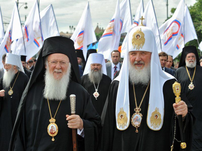 РПЦ разорвет отношения с Элладской церковью