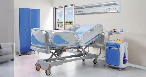 Голландцы пришлют 50 многофункциональных медицинских кроватей для николаевской БСМП