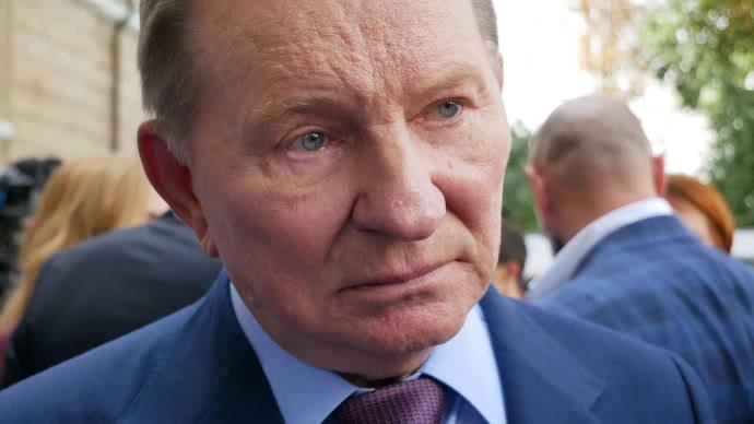 Кучма пообещал выйти из контактной группы по Минску, «когда достигнет критического возраста»