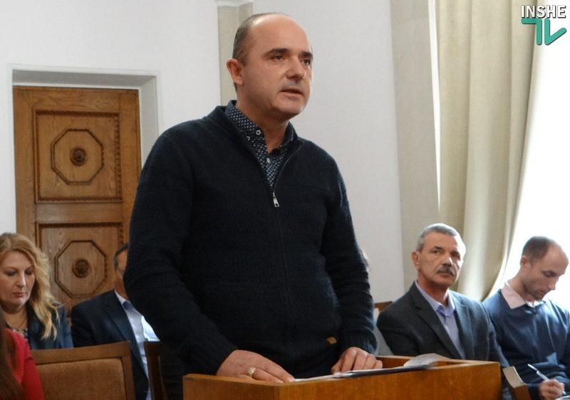 Мэр Николаева созывает на пятницу внеочередную сессию – заслушать отчет директора департамента ЖКХ, который подал в отставку