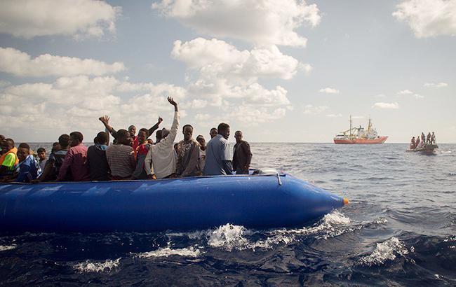 Ливийские мигранты захватили судно с украинскими моряками, которое их спасло в море