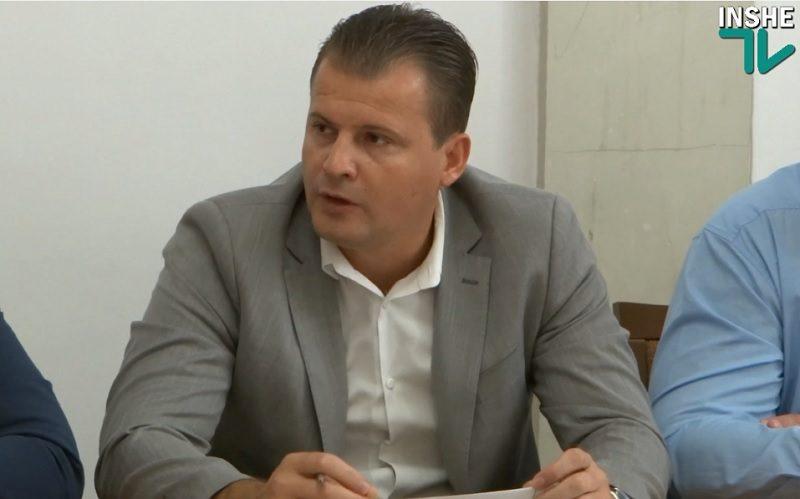 Заместитель мэра Омельчук настаивает на созыве экстренной сессии Николаевского горсовета