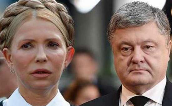 За месяц выросло количество украинцев, верящих в победу Порошенко и Тимошенко на президентских выборах — соцопрос