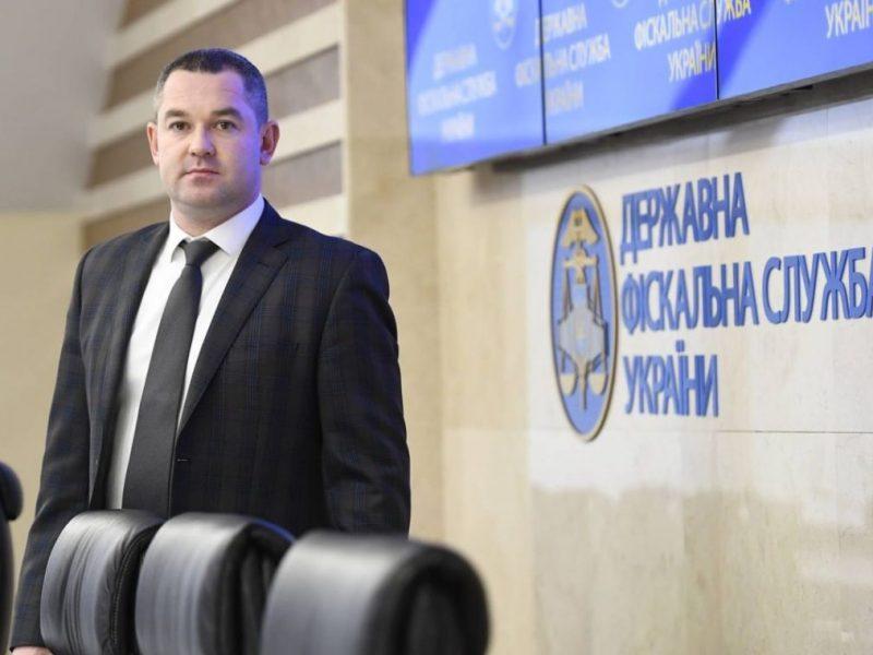 Экс-начальник ГФС Продан бежал из Украины после  того, как была взломана его переписка в Telegram — СМИ