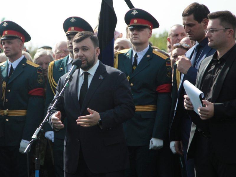 """Главари """"ДНР"""" и """"ЛНР"""" пригрозили эскалацией боевых действий"""