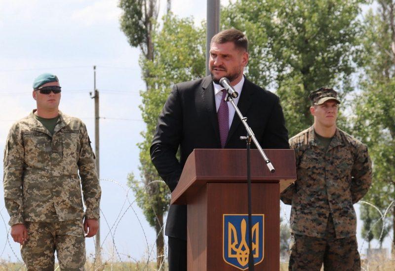 Алексей Савченко: Вопросы всесторонней поддержки и помощи участникам АТО находятся на особом контроле