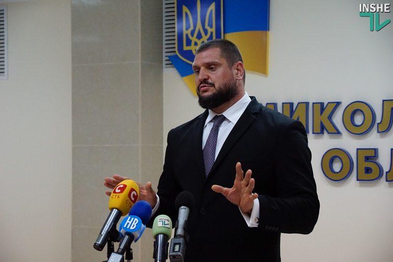 Савченко не будет говорить Порошенко о проблемах Николаевщины: «Я ему расскажу о проектах, которые мы начинаем собирать с этого месяца»