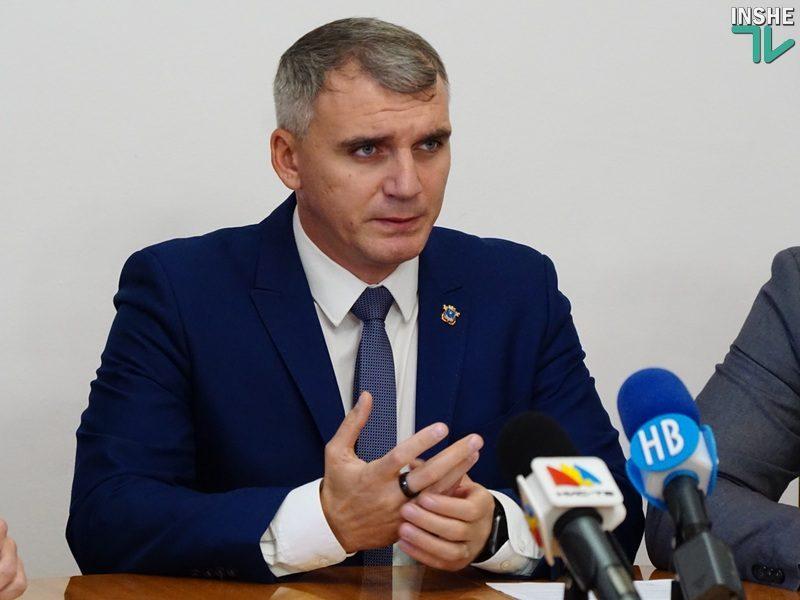 Сенкевич о новом задержании николаевского чиновника: «Я рад, что все происходит именно так»