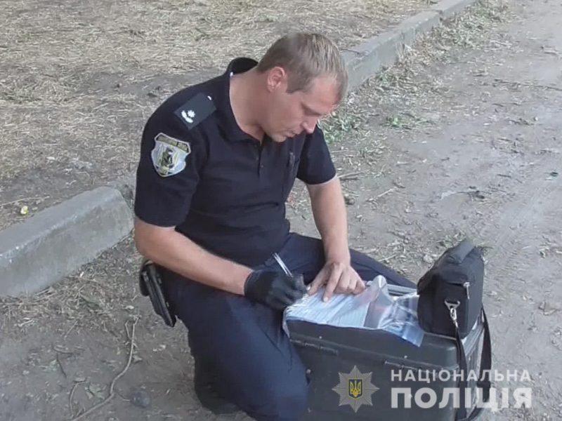 С тротилом на рыбу. В Одессе задержали пьяного рыбака