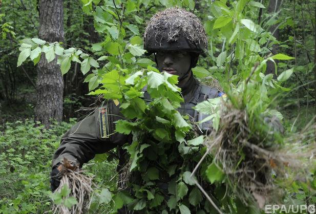 В зоне ООС террористы 20 раз обстреляли украинские позиции, есть раненый