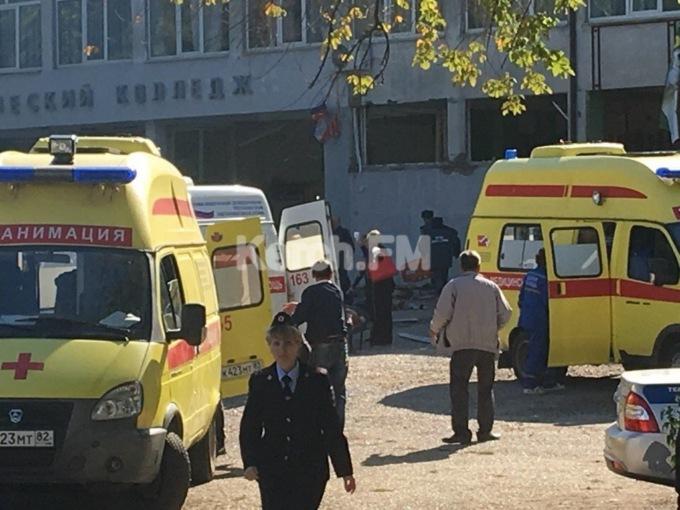 После трагедии в Керчи. В школах оккупированного Севастополя со следующего года появится охрана