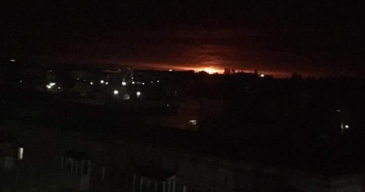 Взрывы в Черниговской области: химического оружия на арсенале нет
