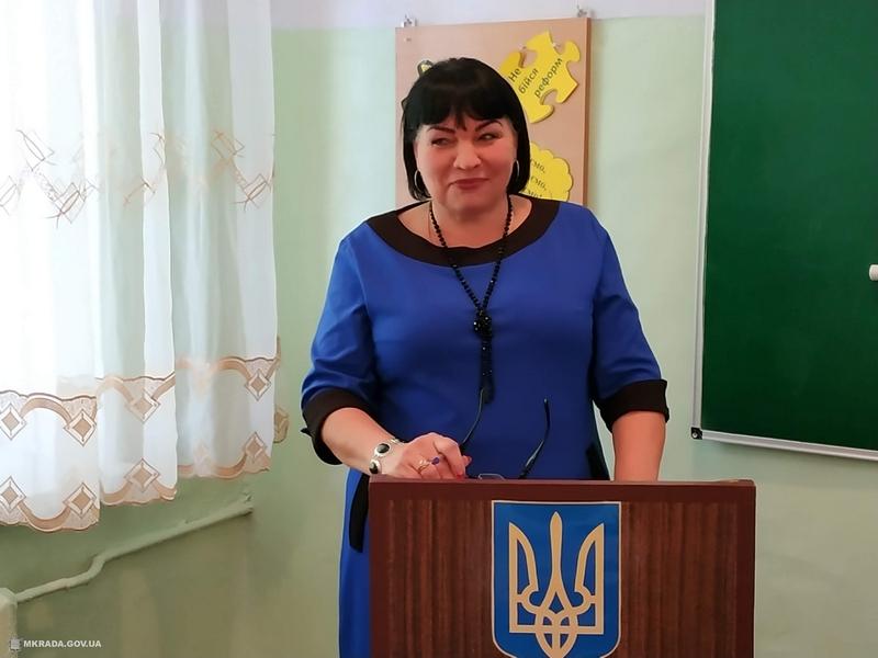 Победителем конкурса на должность директора николаевской школы №49 стала Людмила Славинская