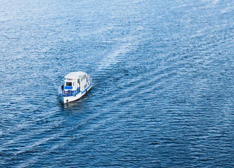 У берегов Севастополя затонул теплоход