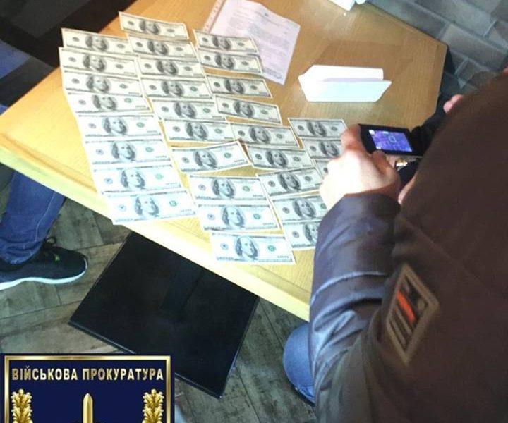 Предлагавший взятку в $3 тыс. начальник управления ГУ Госпродпотребслужбы в Николаевской области может выйти под залог в 0,5 млн.грн.