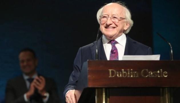 Ирландцы переизбрали своего президента