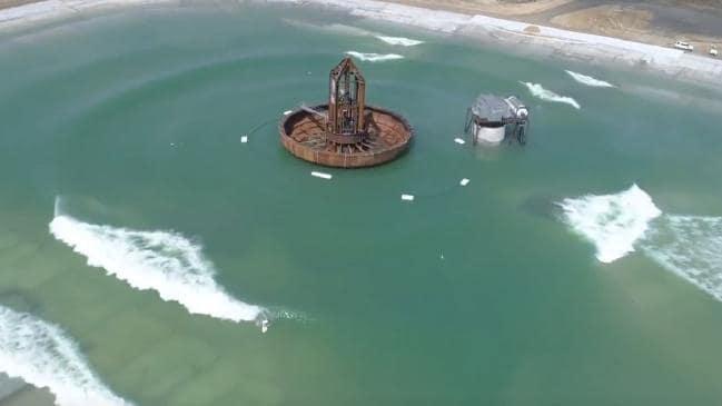 Рай для серфингистов: у берегов Австралии планируют открыть первый в мире антропогенный бассейн для волн