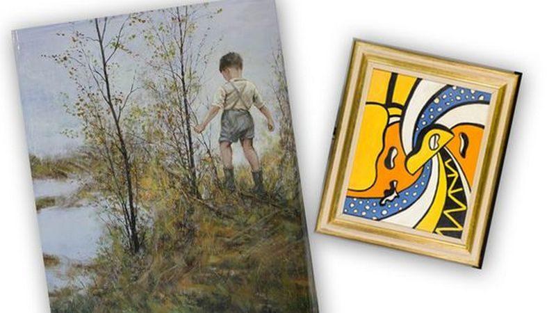 Фальшивые Репин, Шишкин, Кандинский: вынесен приговор по делу о самой большой в истории Финляндии подделке произведений искусства