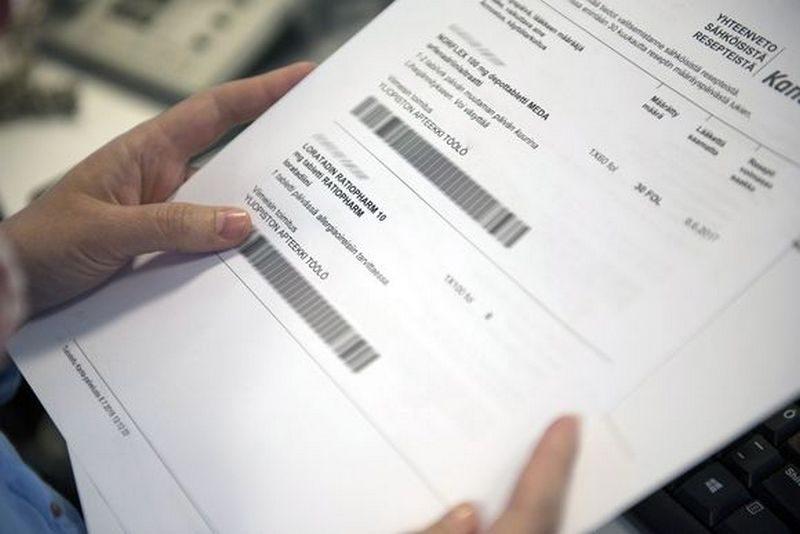Трансграничные рецепты на лекарства есть: финские электронные рецепты будут действительны в Эстонии с декабря этого года