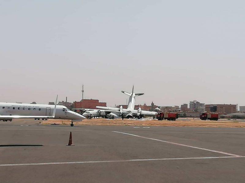В столице Судана столкнулись два самолета украинского производства