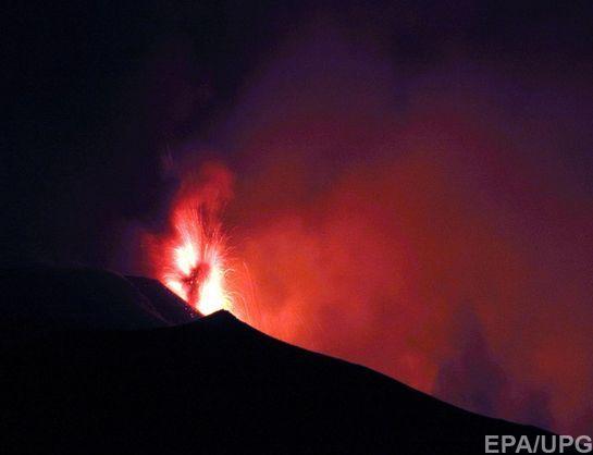 Ученые предупредили, что вулкан Этна может вызвать цунами в Европе