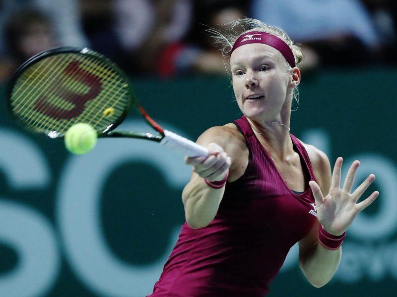 Стало известно, с кем сыграет Свитолина в полуфинале итогового турнира WTA