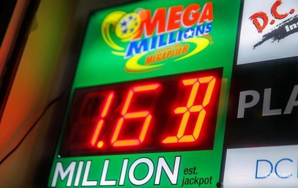 Вот это джекпот! Американец выиграл в лотерею $1,6 млрд
