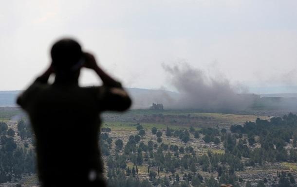 Турция нанесла артудары по Сирии