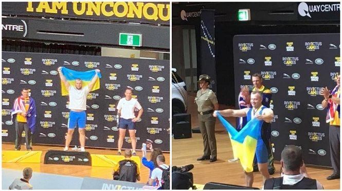 Украина завоевала первые золотые медали на Играх непокоренных