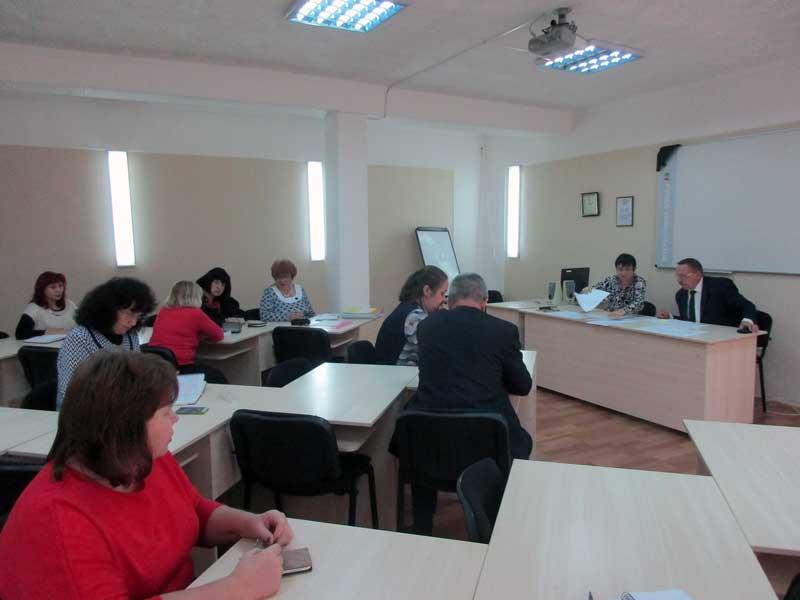 В Южноукраинске стартовала аттестация педагогических работников города