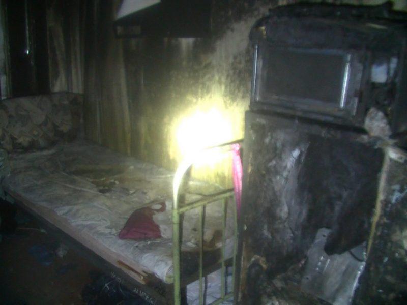 В Харькове горело девятиэтажное студенческое общежитие, есть пострадавшие