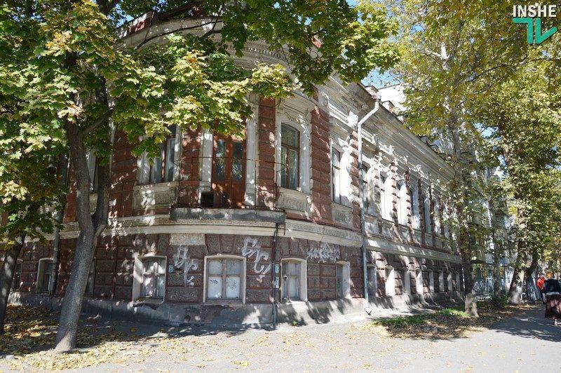 С мечтой о городском музее. В Николаеве продается подходящее здание – «дом Юрицына»