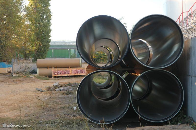 Для завершения работ по реконструкции канализационных коллекторов по ул. Богородичной и ул. Кузнечной в Николаеве нужно 17,4 млн. грн.