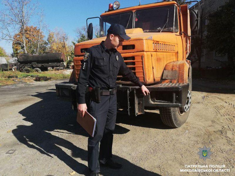 Дорожники Николаевщины не готовы к зиме – отсутствуют ГСМ, не закуплена соль, техника не приведена в порядок
