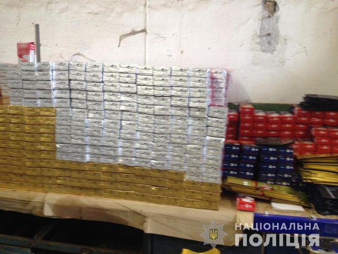 В Черновцах обнаружили мощное подпольное производство суррогатного кофе
