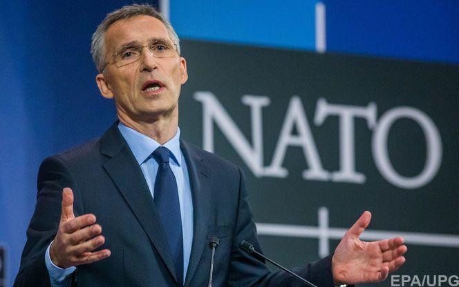 Столтенберг выразил обеспокоенность действиями России в Азовском море