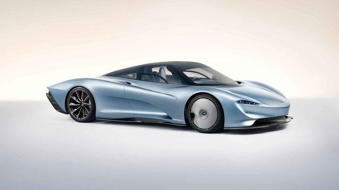 Компания McLaren представила самый быстрый суперкар в истории марки