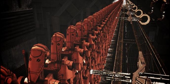 На фабрике в Китае роботы будут производить роботов