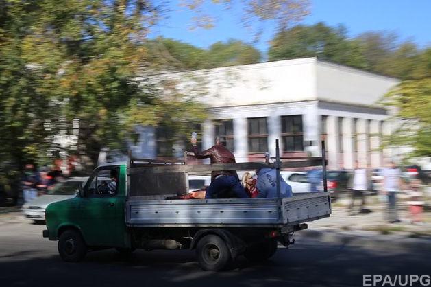 Взрыв в Керчи: десять человек находятся в реанимации, их не могут опознать