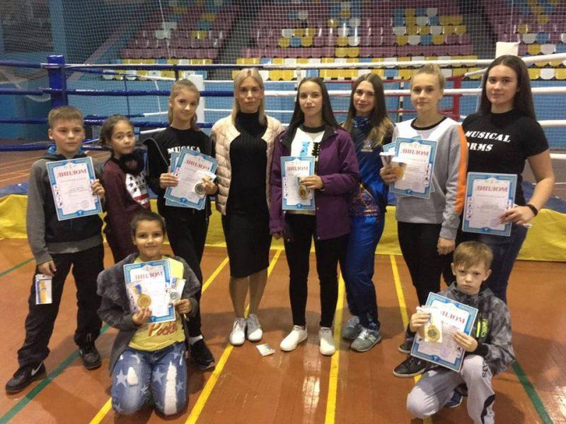 Воспитанники ДЮСШ №5 отправятся в Италию на Чемпионат мира по кикбоксингу