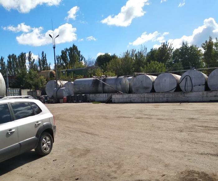 Николаевские и херсонские фермеры два года покупали российское топливо с подпольной нефтебазы