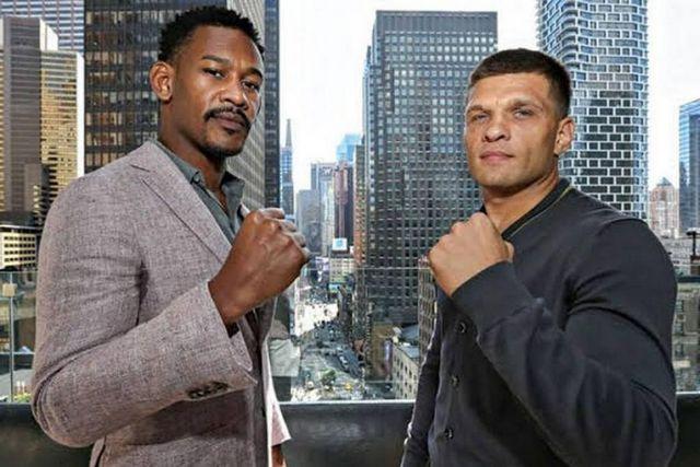 Николаевский боксер Деревянченко получит за бой в Нью-Йорке рекордный гонорар