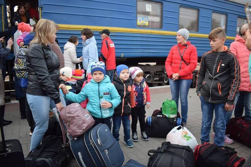 «Ингул» приютил. Николаев принял 60 пострадавших от взрывов арсеналов в Ичне