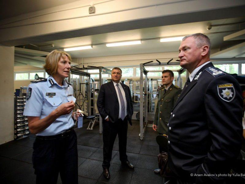 Украина попросила Австралию помочь с подготовкой полицейских