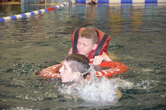 В пятницу в «Водолее» пройдут Городские соревнования по подводным видам спорта