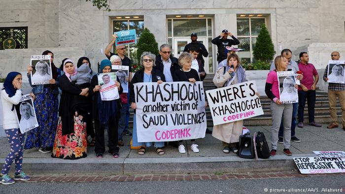Франция, Германия и Британия призвали Саудовскую Аравию объяснить пропажу журналиста в консульстве