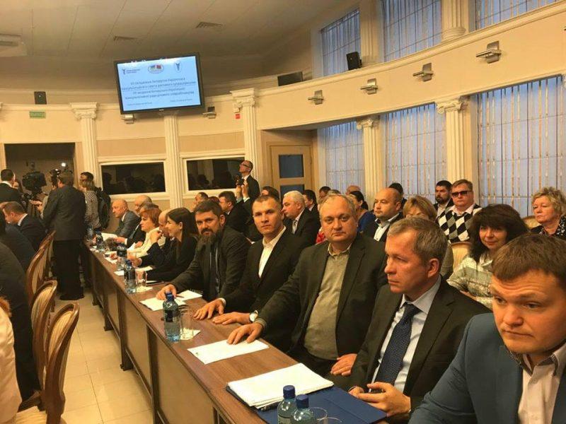 Николаевщина представила потенциал региона на форуме Украины и Беларуси